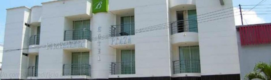 Fachada Fuente: hotelbucaramanga.agenciavisuaudio.com